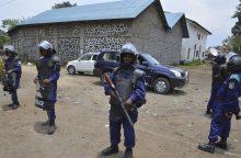 Per išpuolį Kongo respublikoje žuvo 14 JT taikdarių, dar 53 sužeisti