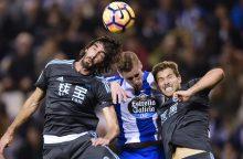 Ispanijos čempionato 14-asis turas baigėsi staigmena