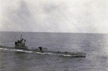 Netoli Belgijos rastas pirmojo pasaulinio karo povandeninis laivas