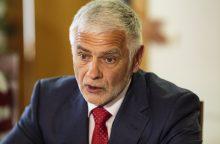 B. Markauskas: nuo NMA vadovo atrankos nusišalinau