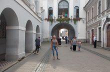 Dėl eisenos Vilniuje bus laikinų eismo ribojimų