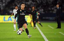 """""""Real"""" futbolininkai pateko į FIFA klubų pasaulio taurės turnyro finalą"""