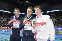 Danijoje – super Danas: D. Rapšys iškovojo Europos auksą!