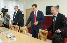 Kas laukia partijos sprendimui nepaklususių Seimo socialdemokratų?