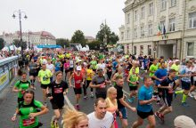 Pasiruošimas Vilniaus maratonui – su kilniu tikslu