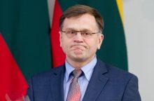 """""""Valstiečiai"""" etikos komisijų prašo tyrimo dėl B. Matelio padėjėjos"""