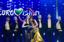 """G. Ivanauskas pasirodymu """"Eurovizijoje"""" pribloškė visus"""