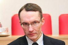 E. Šileikis:  siekiamybe buvusi teisingumo ministro pozicija – visiškai devalvuota