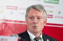 """B. Haake jungiasi prie """"Kaunas Hockey"""" trenerių štabo"""