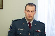 L. Pernavas: Vilniuje dirba 1500 policininkų, iš jų tik 40–60 – gatvėse