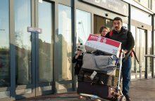 Lietuva žada nelėtinti pabėgėlių perkėlimo tempų