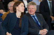 Ministerijų vadovai nerado sutarimo dėl neteisėtų statinių Kuršių nerijoje