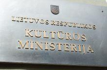 Naujuoju kultūros viceministru paskirtas G. Andrulionis