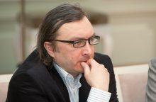 Pagrindinis Lietuvos kinematografininkų sąjungos apdovanojimas įteiktas A. Mateliui