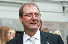 V. Uspaskichas užsimojo keisti Darbo partijos pirmininką, vadovaus naujam judėjimui