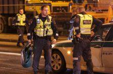 Policija Sausio 13-osios įvykiuose – bemiegės naktys ir grumtynės su provokatoriumi