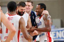 """FIBA Čempionų lyga: Utenos """"Juventus"""" sutriuškintas Strasbūre"""
