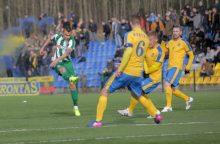 """Vilniaus """"Žalgiris"""" stiprina pozicijas: namuose patiesė """"Atlantą"""""""