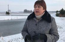 Netoli Kryžių kalno įsikūrusi D. Šateikienė: Lietuva be žmonių yra niekas