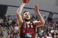 Krepšininkas G. Orelikas su Venecijos ekipa pralaimėjo buvusiai savo komandai