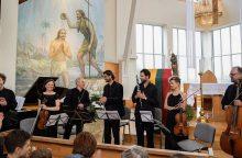 Į Neringą sugrįžta festivalis, kuris sujungia muziką ir ekologiją