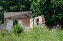 Palangos savivaldybė perėmė medinę Kurhauzo dalį
