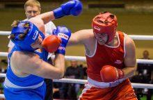 L. Lagunavičius čempionate kovos ir dėl kelialapio į jaunimo olimpines žaidynes