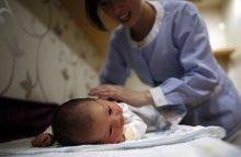Kūdikių mankšta: ką turėtume žinoti