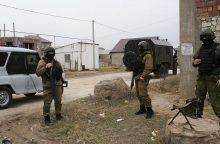 Rusijos Dagestano regione per šaudynes prie bažnyčios žuvo keturi žmonės