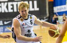 Lietuvių komandų akistatą Estijos krepšinio lygoje laimėjo Tartu komanda