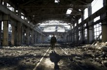 Rytų Ukrainoje du milijonai gyventojų neteko patikimo mobilaus ryšio