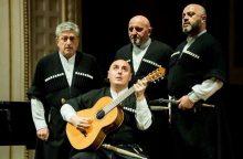 Sakartvelo solistai Pažaislyje – filharmonijos anšlagas nepakartotas
