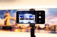 """""""Huawei""""  drebina rinką – dar neregėtos dirbtinio intelekto ir kameros galimybės"""