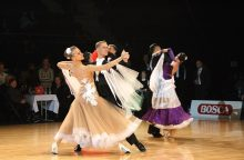 Lietuvos šokėjai Ispanijoje iškovojo aukso ir bronzos medalius