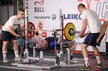 Pasaulio čempionate Kaune šturmuoja rekordus