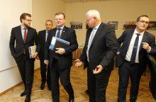 Uosto plėtrą prižiūrės speciali Vyriausybės darbo grupė