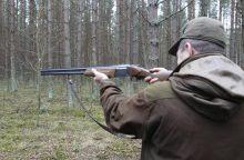 Medžioklės Lietuvoje laukia pokyčiai