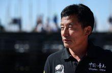JAV sustabdė paslaptingai dingusio Kinijos buriuotojo paieškas