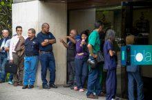 Venesuela išleis į apyvartą 20 tūkst. bolivarų nominalo banknotus
