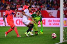 """""""Primera"""" lyga: """"Sevilla"""" pasivijo Madrido """"Atletico"""""""