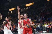 """CSKA – vėl ant menčių: """"Olympiakos"""" sukūrė dar vieną stebuklą"""