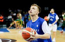Studentų krepšinio lygos čempionate – A. Einikio šou