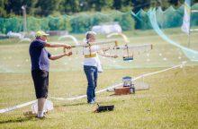 Vilniuje vyko pirmasis Dronų festivalis