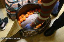 Už narkotikų kontrabandą latvei gresia 15 metų kalėjimo