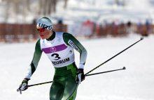 Lietuvos slidininkas Erzurume nukeliavo iki ketvirtfinalio