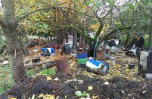 Šilalės rajone veikė naminės varykla