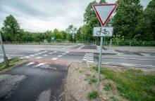 Kauno dviratininkai į Kleboniškį važiuos asfaltuotu taku
