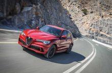 """10 faktų apie """"Alfa Romeo"""" istoriją ir dabartį"""