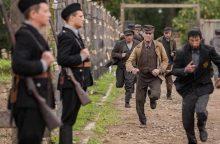 Lietuvoje filmuotoje istorinėje dramoje – būrys garsių aktorių