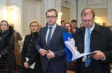 Aukščiausiasis Teismas pradėjo nagrinėti Darbo partijos bylą